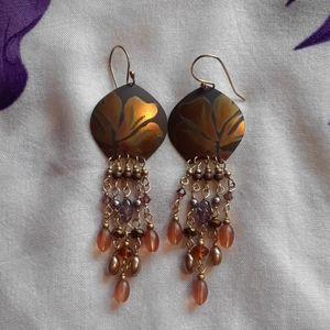 Jewelry - Darling earrings - never worn